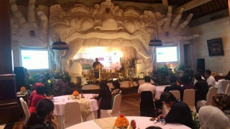 Promosikan Gianyar, Ubud Hotel Association Gelar Table Top