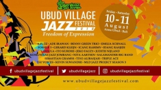 Ubud Village Jazz Festival 2018